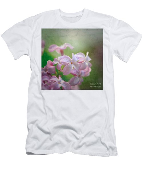 Lilac Dreaming  Men's T-Shirt (Athletic Fit)