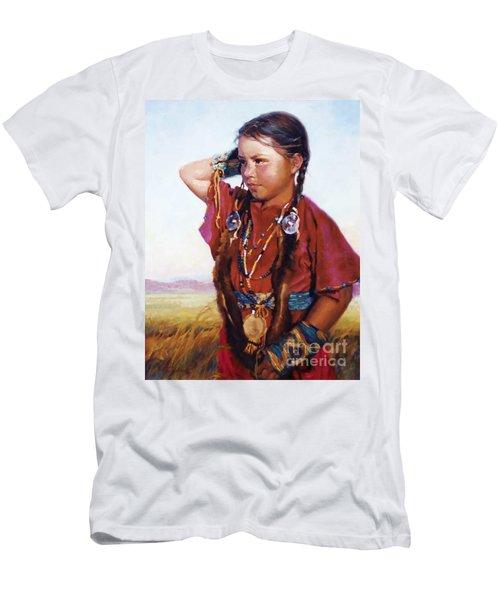Little American Beauty II Men's T-Shirt (Athletic Fit)