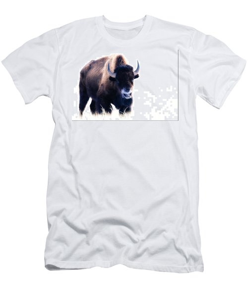 Lone Bull Men's T-Shirt (Athletic Fit)