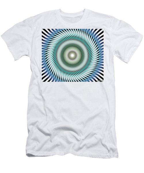 Look In My Eyes Men's T-Shirt (Athletic Fit)