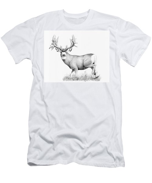Lopez Buck Men's T-Shirt (Athletic Fit)