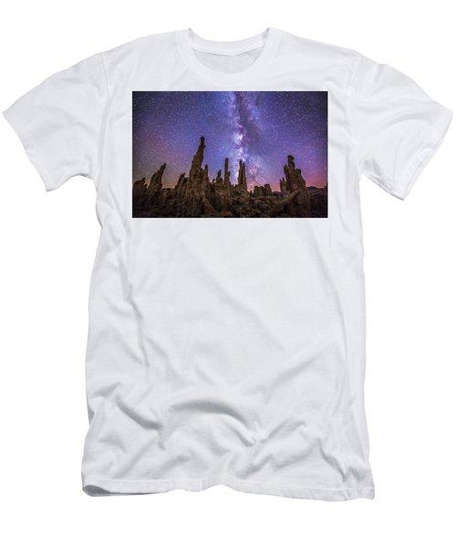 Lost Planet Men's T-Shirt (Athletic Fit)