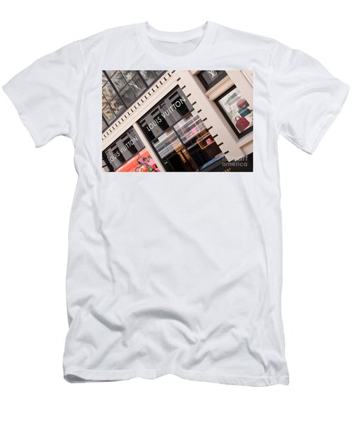 Louis Vuitton 02 Men's T-Shirt (Athletic Fit)