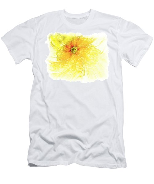 Lovely Lemon Men's T-Shirt (Athletic Fit)