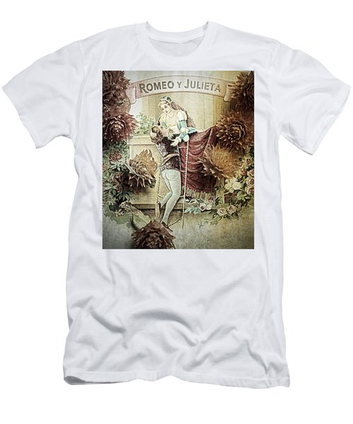 Lovers Number Two Men's T-Shirt (Athletic Fit)