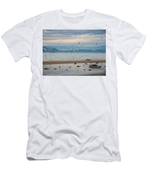 Herring Season  Men's T-Shirt (Athletic Fit)