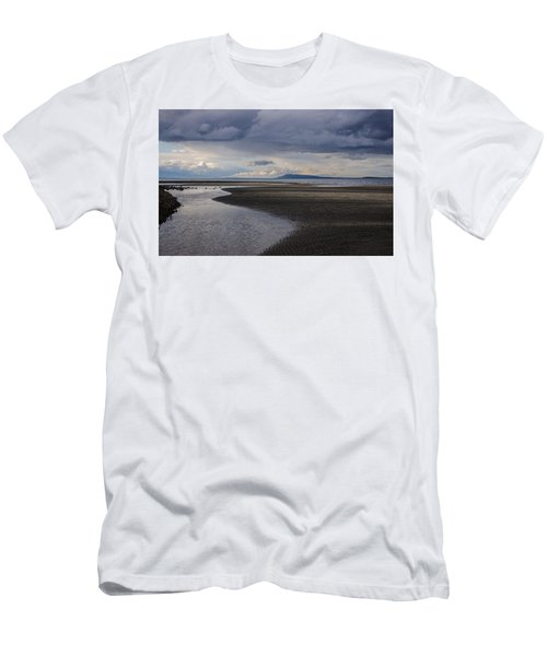 Tidal Design Men's T-Shirt (Athletic Fit)