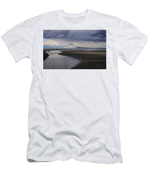Tidal Design Men's T-Shirt (Athletic Fit)