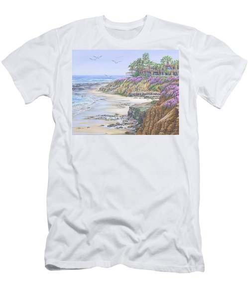 Low Tide Solana Beach Men's T-Shirt (Athletic Fit)