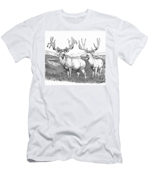 Lowe Buck Men's T-Shirt (Athletic Fit)