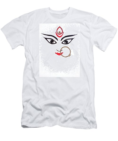 Maa Kali Men's T-Shirt (Athletic Fit)