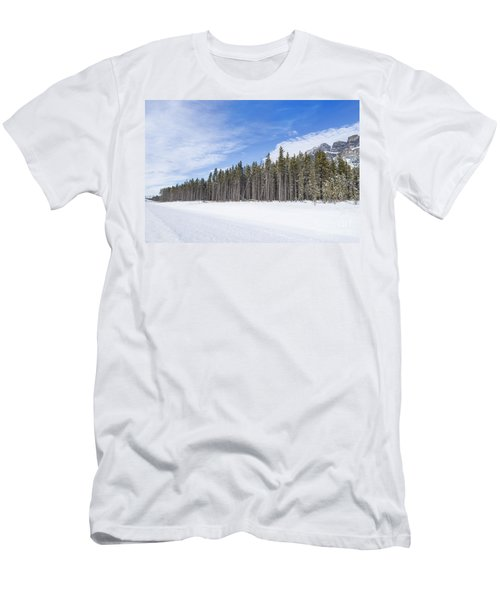 Magnetic North Men's T-Shirt (Athletic Fit)