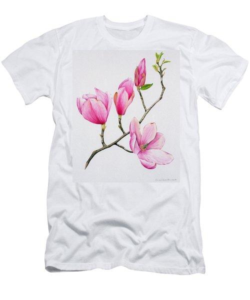 Magnolia Men's T-Shirt (Athletic Fit)