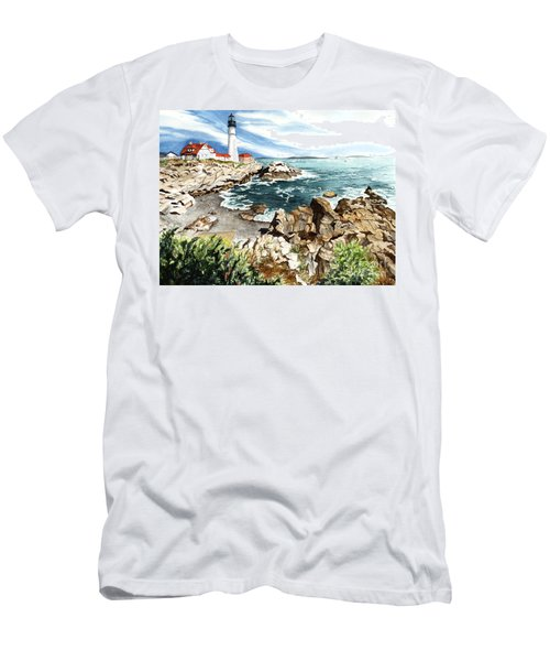 Maine Attraction Men's T-Shirt (Athletic Fit)