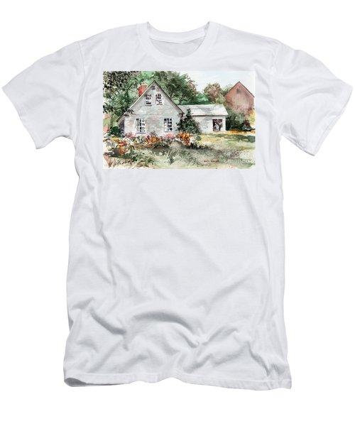 Maine Sunshine Men's T-Shirt (Athletic Fit)