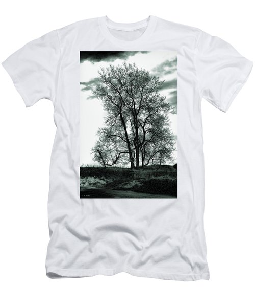 Men's T-Shirt (Slim Fit) featuring the photograph Majesty by Lauren Radke