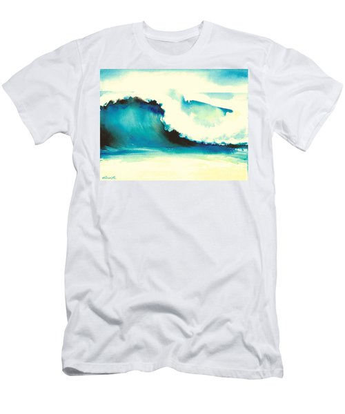 Makena Maui Men's T-Shirt (Athletic Fit)