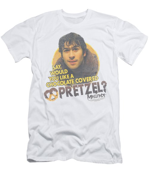 Mallrats - Pretzels Men's T-Shirt (Athletic Fit)