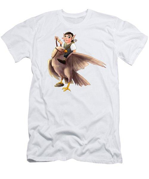 Manheim Men's T-Shirt (Athletic Fit)