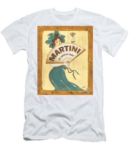 Martini Dry Men's T-Shirt (Athletic Fit)
