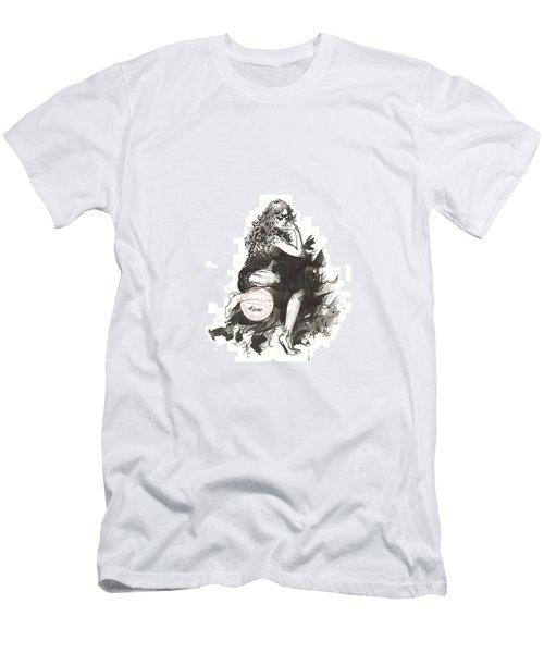 Masquerade Men's T-Shirt (Athletic Fit)