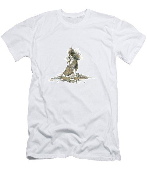 Wanita Men's T-Shirt (Athletic Fit)