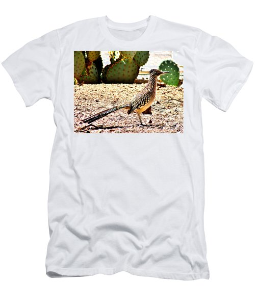 Meep Meep Men's T-Shirt (Slim Fit) by Marilyn Smith