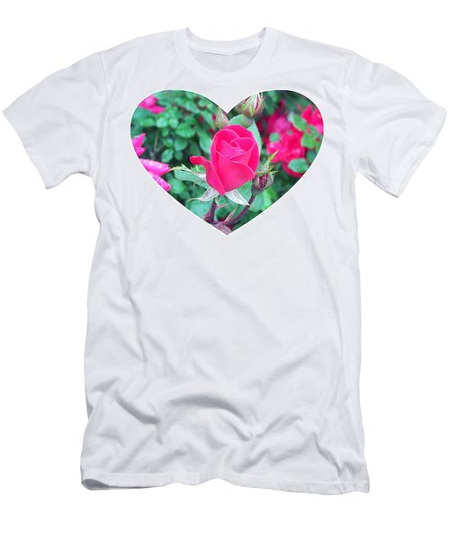 Memory Of A Mother's Love  Men's T-Shirt (Athletic Fit)