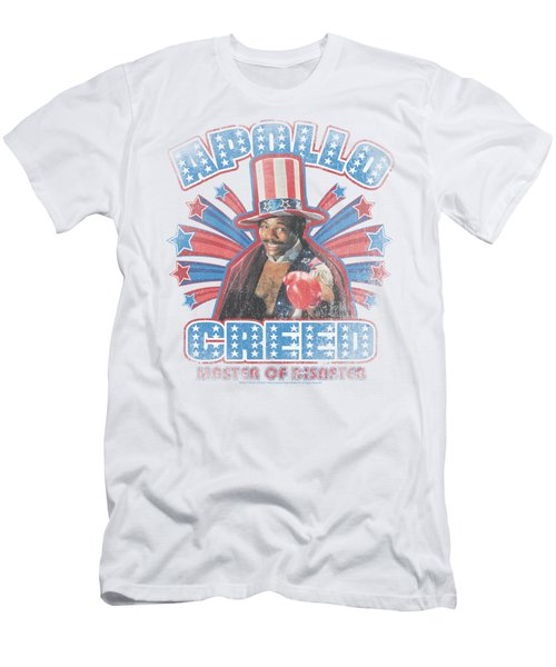 Mgm - Rocky - Apollo Creed Men's T-Shirt (Athletic Fit)