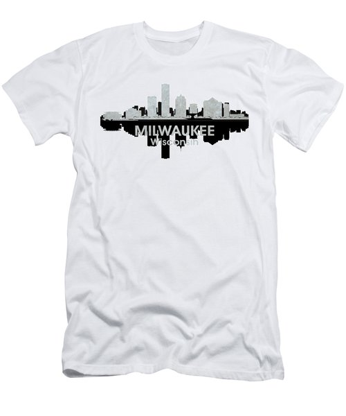 Milwaukee Wi 4 Men's T-Shirt (Athletic Fit)