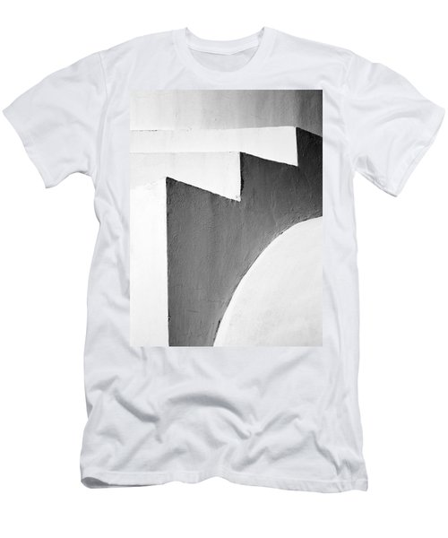 Minimal Stairs Men's T-Shirt (Athletic Fit)