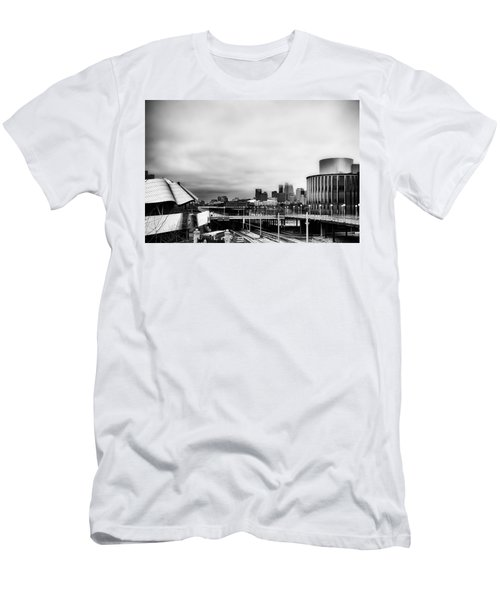 Minneapolis From The University Of Minnesota Men's T-Shirt (Athletic Fit)