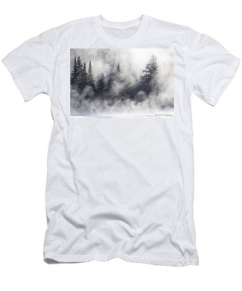 Mist Men's T-Shirt (Athletic Fit)