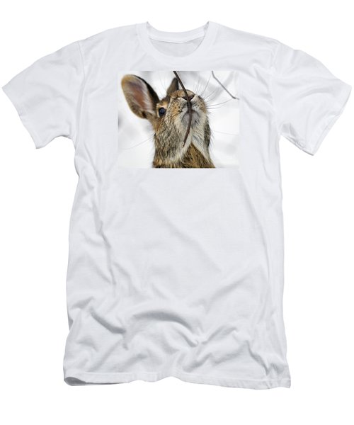 Mmm.. I Like Twiggy... Men's T-Shirt (Athletic Fit)