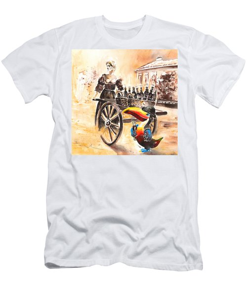 Molly Malone Men's T-Shirt (Athletic Fit)