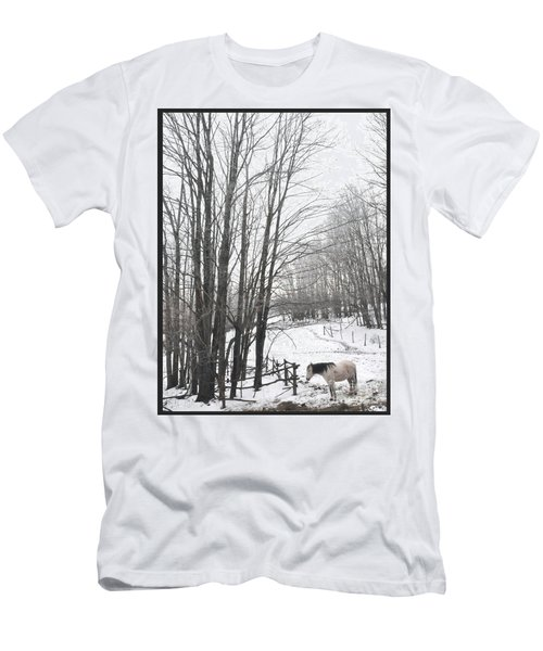 Momento De Preciosa Men's T-Shirt (Athletic Fit)