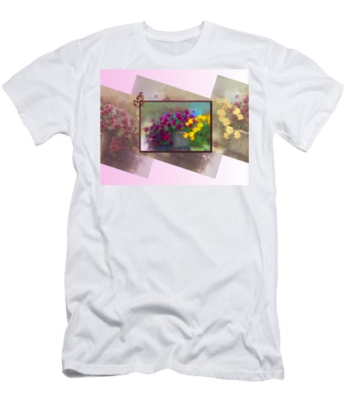 Moms Garden Art Men's T-Shirt (Athletic Fit)