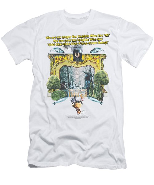 Monty Python - Knights Of Ni Men's T-Shirt (Slim Fit) by Brand A