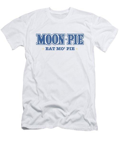 Moon Pie - Mo Pie Men's T-Shirt (Athletic Fit)