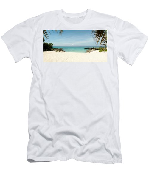 Morning Swim Men's T-Shirt (Athletic Fit)