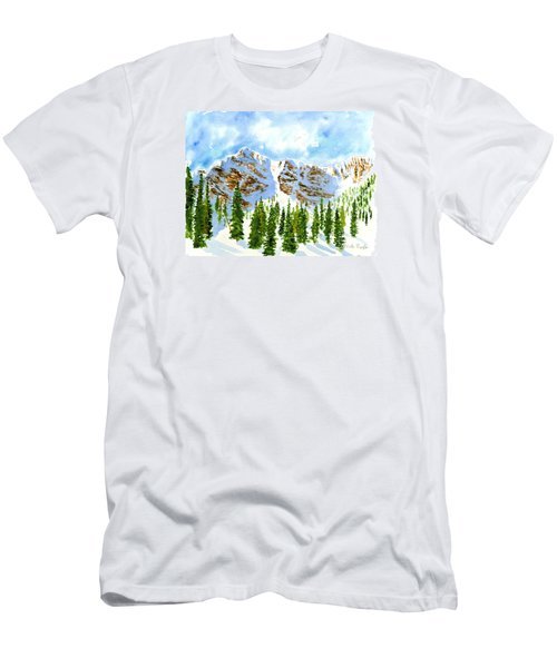 Mount Ogden Men's T-Shirt (Athletic Fit)