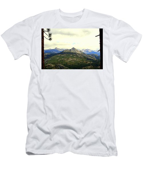 Mount Starr King Men's T-Shirt (Athletic Fit)
