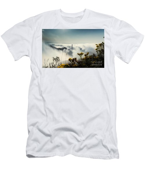 Mountain Of Dreams Men's T-Shirt (Athletic Fit)
