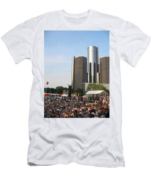 Movement Day C Men's T-Shirt (Athletic Fit)