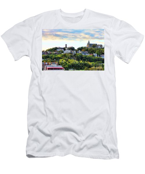 Mt Adams 9907 Men's T-Shirt (Athletic Fit)