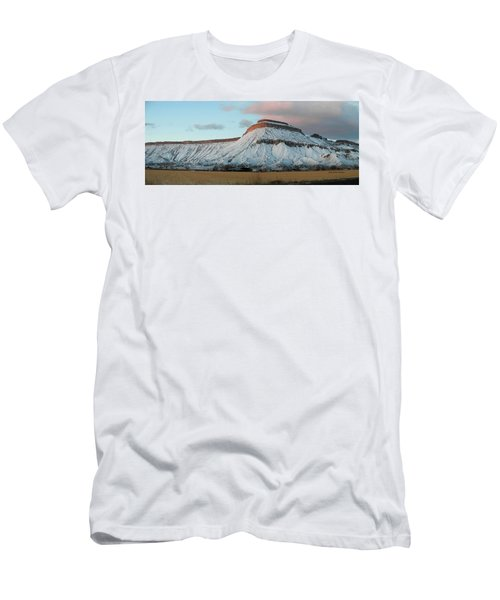 Mt.garfield Winter Men's T-Shirt (Athletic Fit)