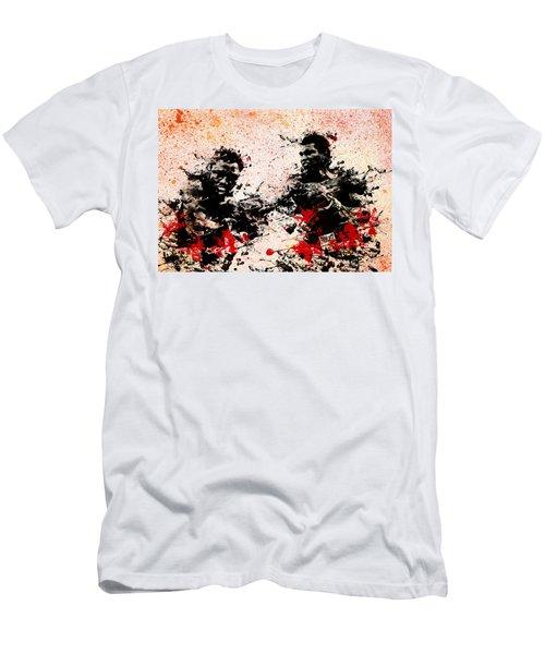 Muhammad Ali 2 Men's T-Shirt (Athletic Fit)