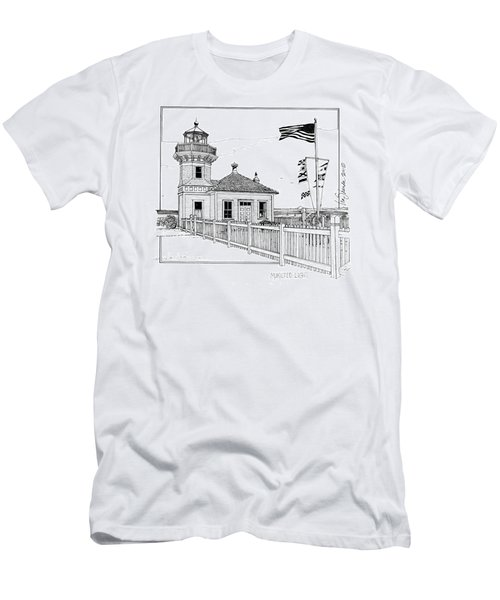 Mukilteo Light Men's T-Shirt (Athletic Fit)