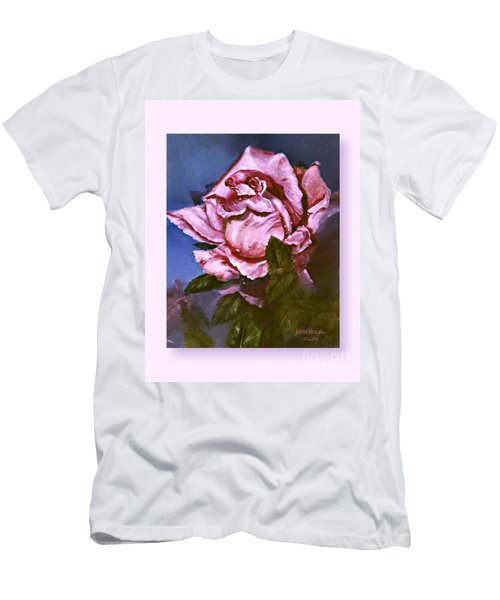 My First Rose Men's T-Shirt (Athletic Fit)