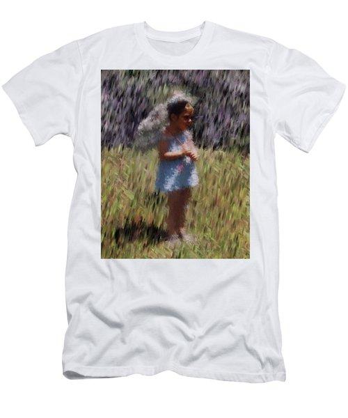 My Lee Men's T-Shirt (Slim Fit) by Vickie G Buccini